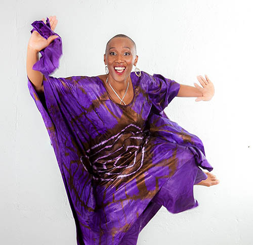 Mabinty Sylla Danse