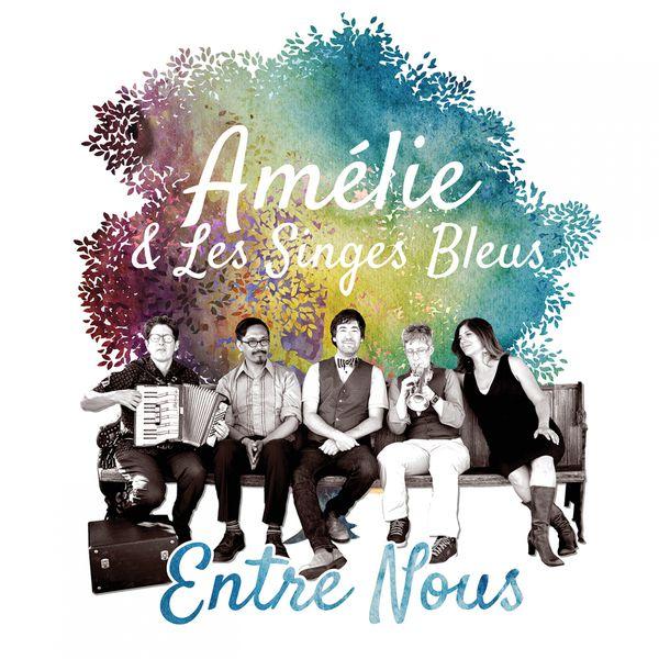 Amelie et les singes bleus