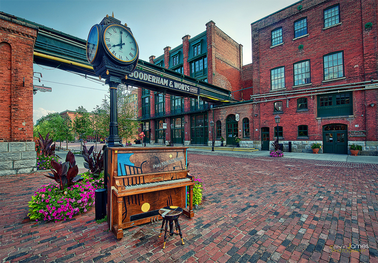 The Distillery District, Francophonie en Fete Free Concerts Weekend